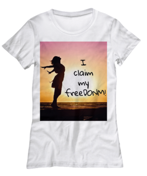 BeachFreedonmtshirt